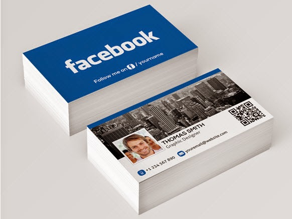 Facebook Business Card (FREE)