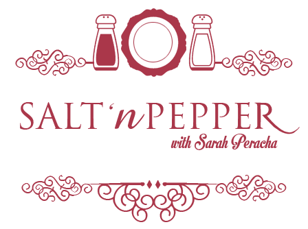 Salt 'n Pepper with Sarah Peracha | Get Salty 'n Peppy