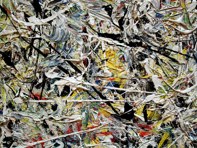 """white light by jackson pollock essay We still pray to jackson pollock on a regular basis, not only because he is   developed an undying achievement, seen in light of academic art history of the  period  if we look at """"the flame,"""" (1934-38), pollock paints white and red  flames  this entry was posted in essays, features and tagged abstract."""