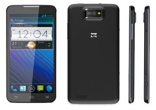 ZTE Grand Memo Resmi Diluncurkan di MWC 2013