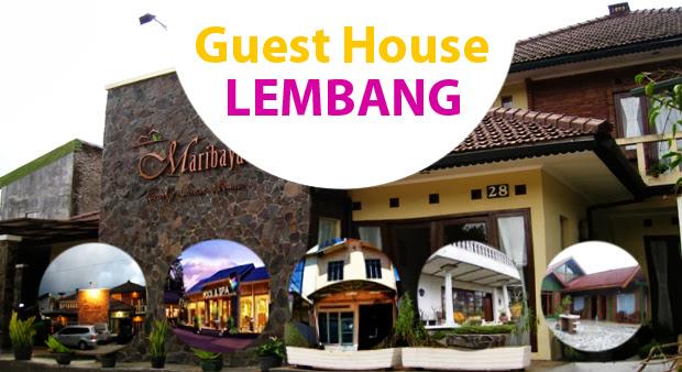 Guest House di Lembang
