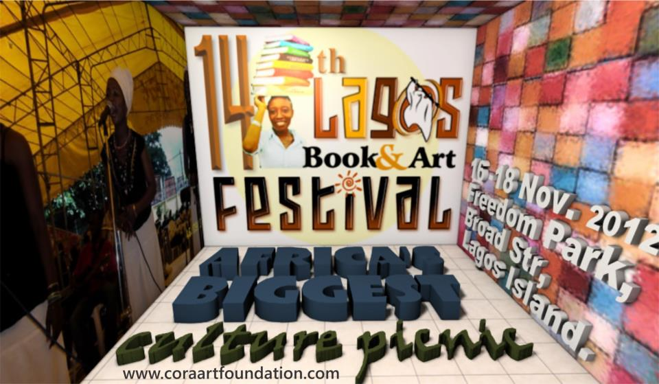 14th Lagos Book & Art Festival
