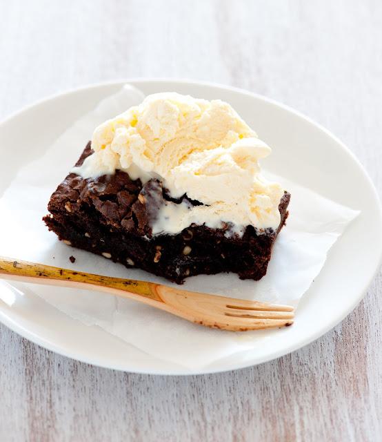 Ricetta Brownies Senza Burro