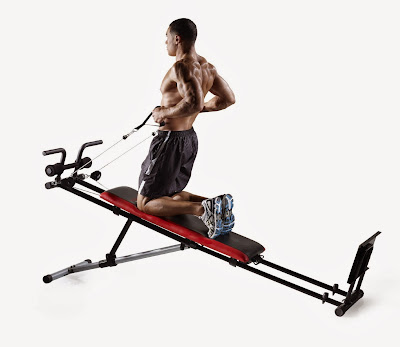 Weider ultimate body works review budget home gym healthy help