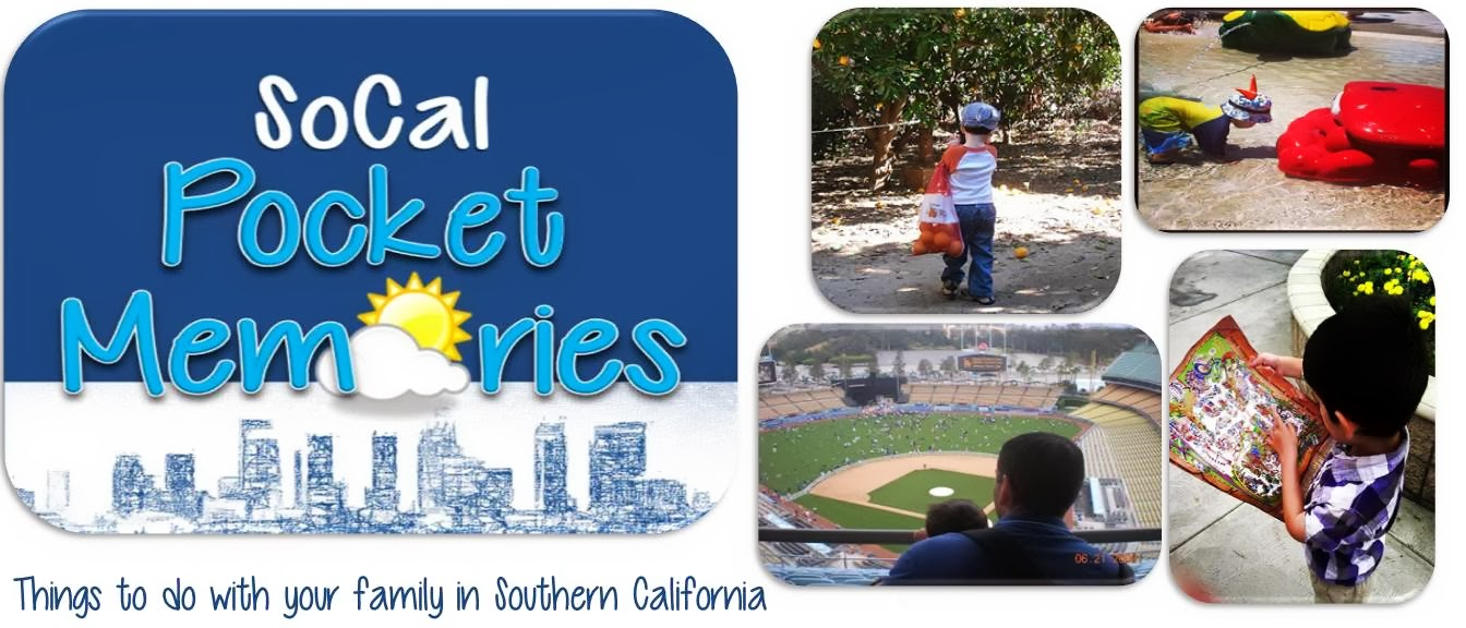 So Cal Pocket Memories