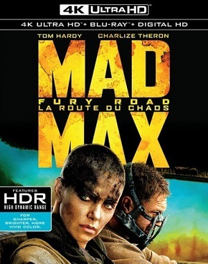 Filme Mad Max - Estrada da Fúria 4K 2015 Torrent