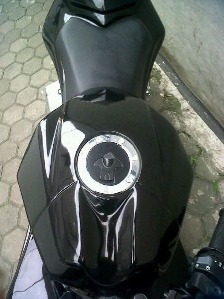 New Modif Full Fairing Ixion Style Azik Dhonokersa