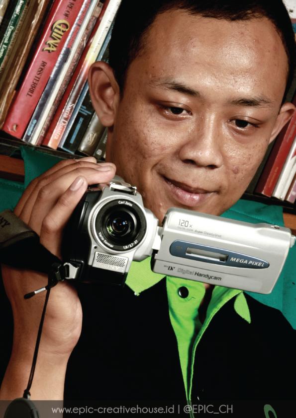 Dasar-dasar penggunaan kamera