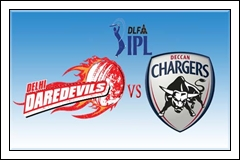 (10th-May-12) IPL-5 - Delhi Daredevils vs Deccan Chargers (53th Match Highlights)