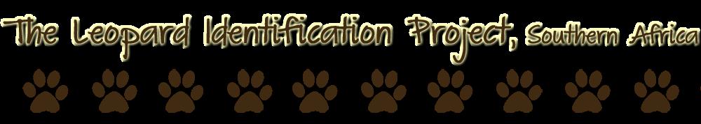 Leopard Identification Project