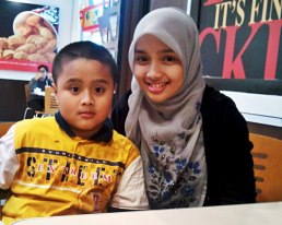 Akif & Aina