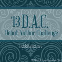 Debut Author Challenge 2013 Participant