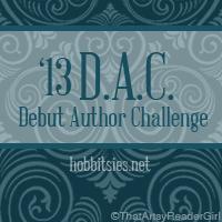 Debut Author Challenge 2013 Participant