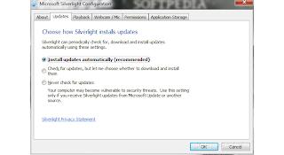 Download Microsoft Silverlight 5.1.20125.0 Terbaru