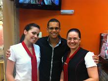 Visita do diretor ProSol nas Óticas Indaía em São Paulo