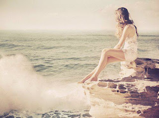 كلمات جديد على شاطئ البحر
