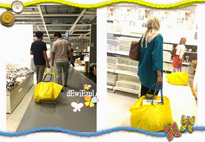 cara berbelanja di IKEA Jakarta indonesia