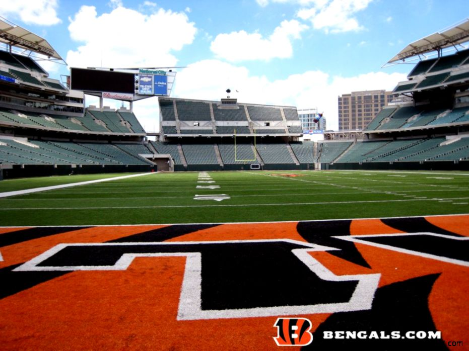 NFL Cincinnati Bengals Stadium 1024x768 DESKTOP NFL  Cincinnati
