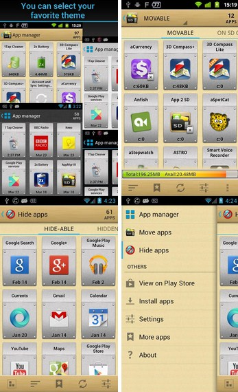 Free Download AppMgr III Pro (App 2 SD) v3.46 Apk For Android