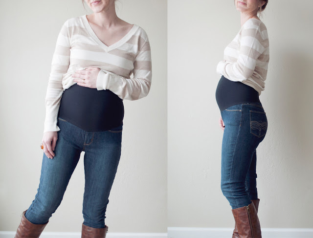 You can obviously buy maternity pants, or make your own – but there is a downside to that- you'll probably need to buy/make a number of [ ] Meg's maternity wear survival guide | DIY maternity says.