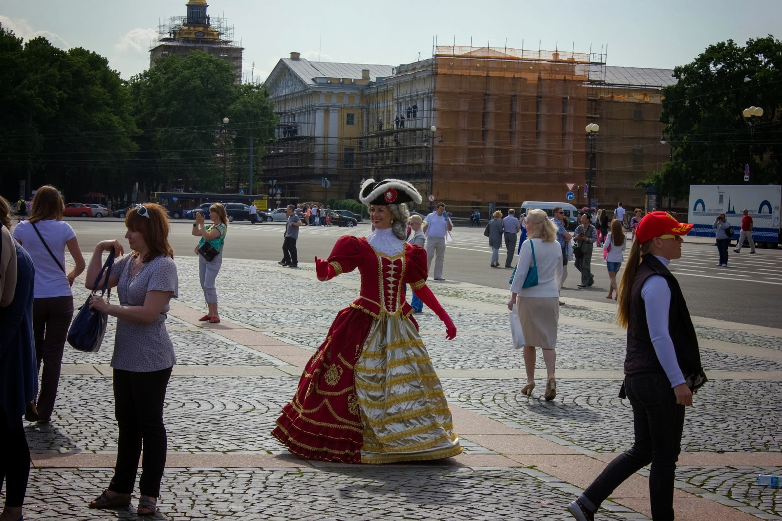 Санкт-Петербург, Россия, Екатерина