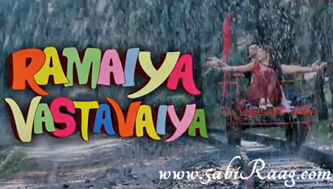 Ramaiya Vastavaiya - Official Trailer Out