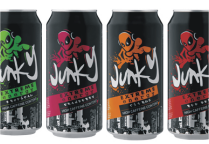 JUNKY NON-ALCOHOLIC ENERGY DRINKS