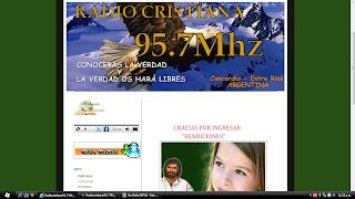 Radiocristiana 95.7Mhz