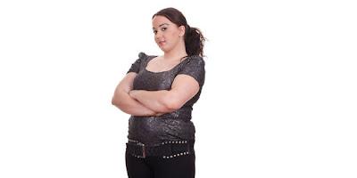 Tips Cantik dan Menarik Bagi Wanita Bertubuh Gemuk Agar Terlihat Kurus