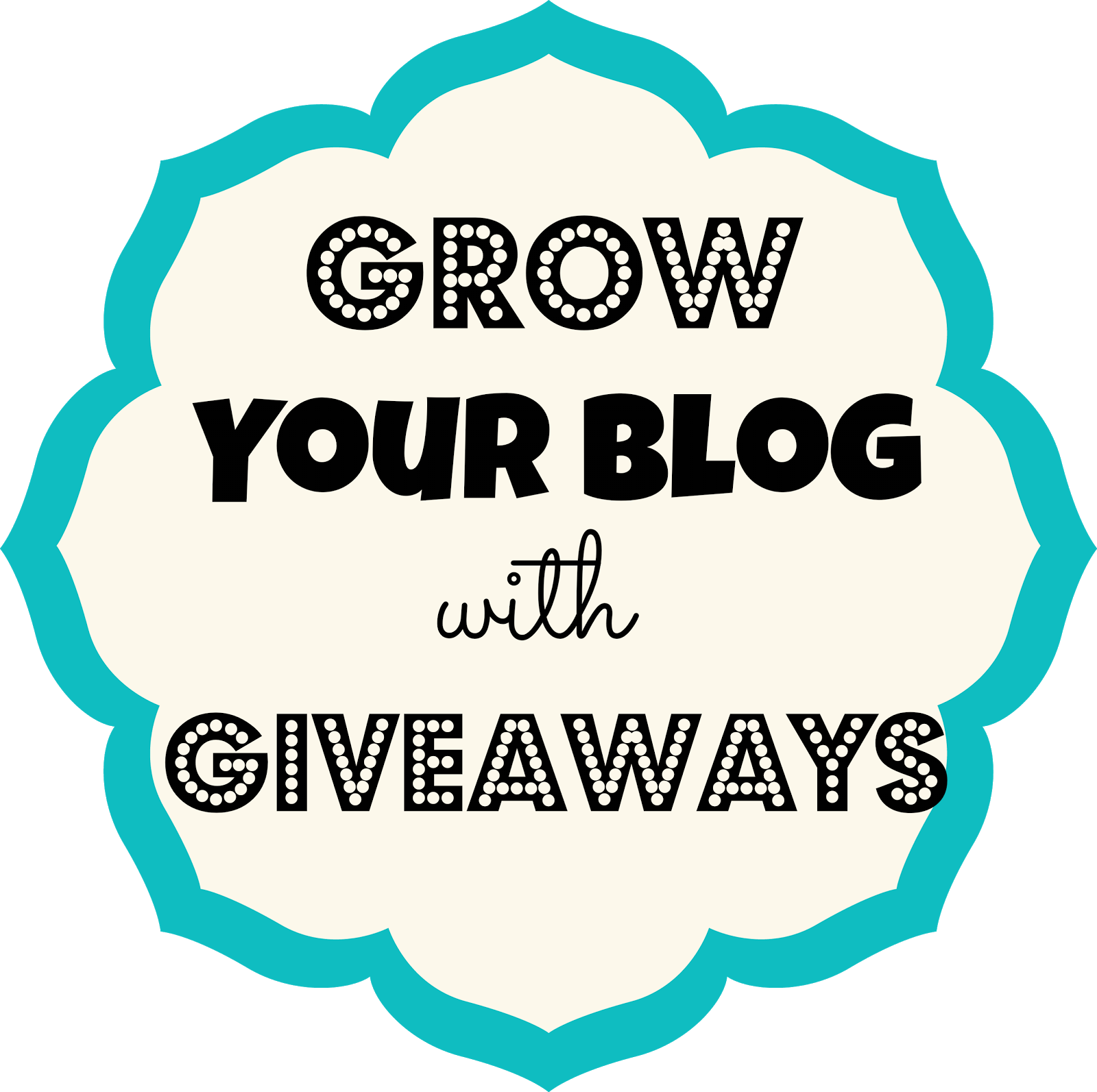 How to grow your blog with giveaways for New home giveaway