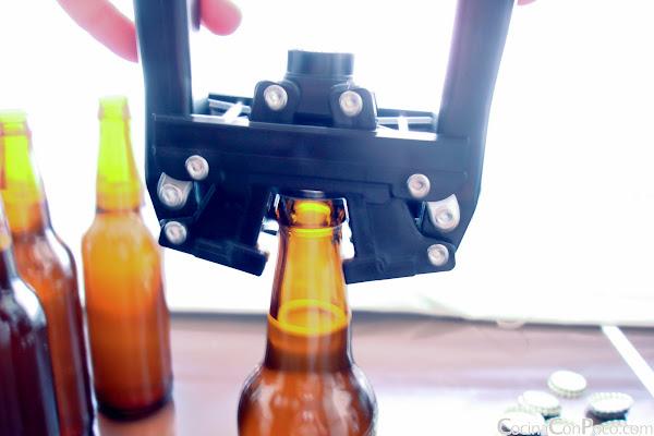 Cerveza casera - Home brewery - embotellado