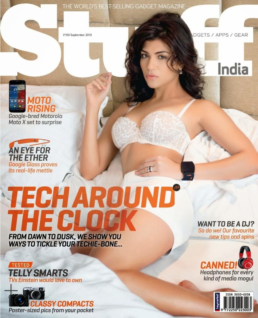 Archana Vijaya Suff India Magazine Photo 1