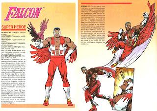 El Halcon Marvel Comics