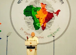 India And Africa Partner In A Changing World Order At The Indo-Africa Forum Summit (IAFS