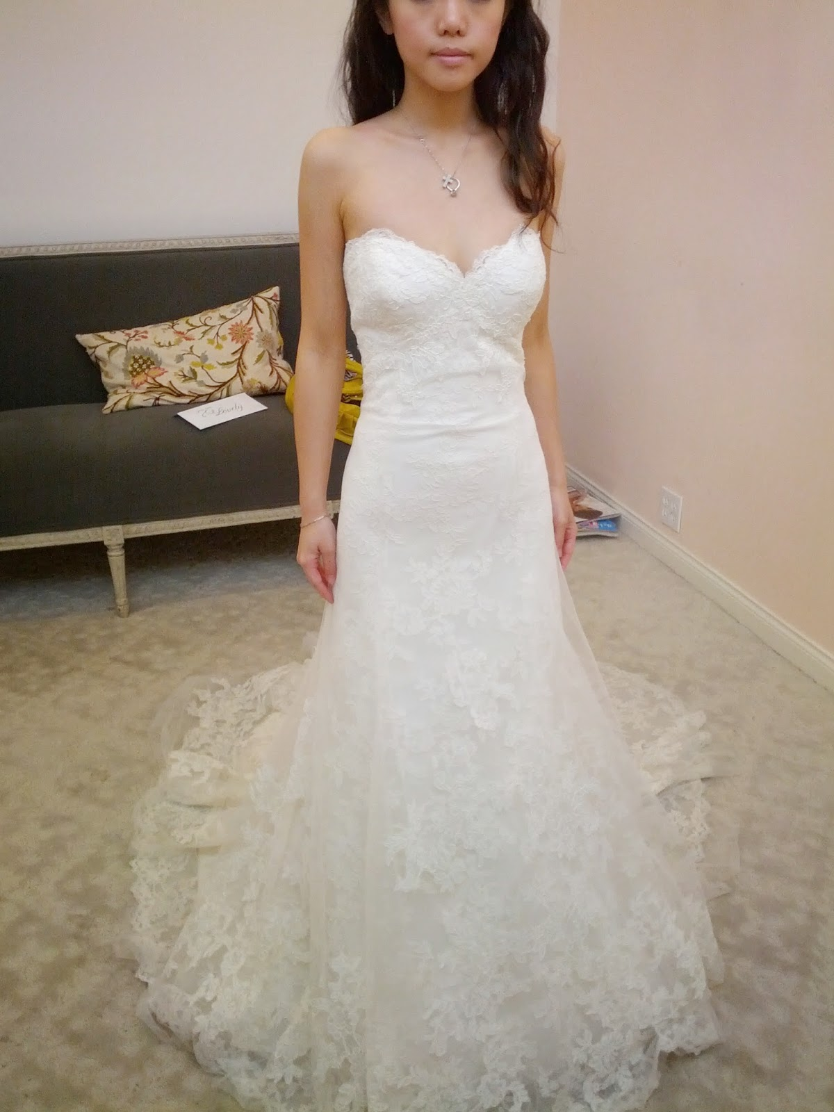 lovely bride watters gloria wedding dress petite