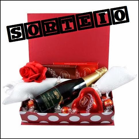 sorteio kit romantico