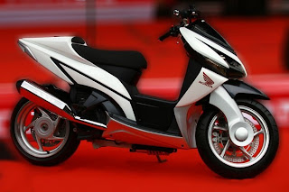 Modifikasi Honda Vario 2013