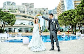 photographe mariage le méridien monaco