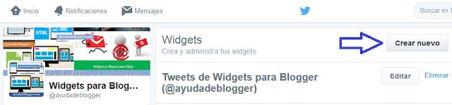 ¿Cómo insertar de forma flotante una caja de mis publicaciones de Twitter?