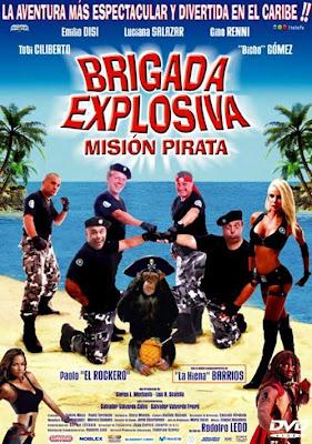 Brigada Explosiva: Mision Pirata – DVDRIP LATINO