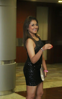 Madhu Shalini  Picture Gallery in Short Dress at Pink Affair Fashion Show ~ Celebs Next
