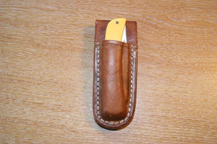 Wet mould sheath for Schrade Imperial