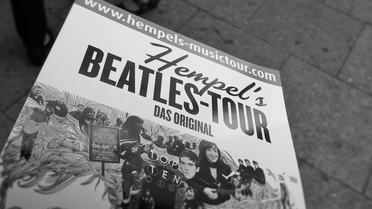 Tour dei Beatles ad Amburgo