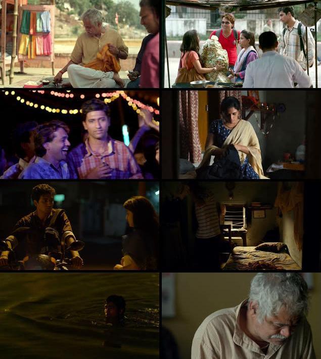 Masaan 2015 Hindi 720p DVDRip 900mb