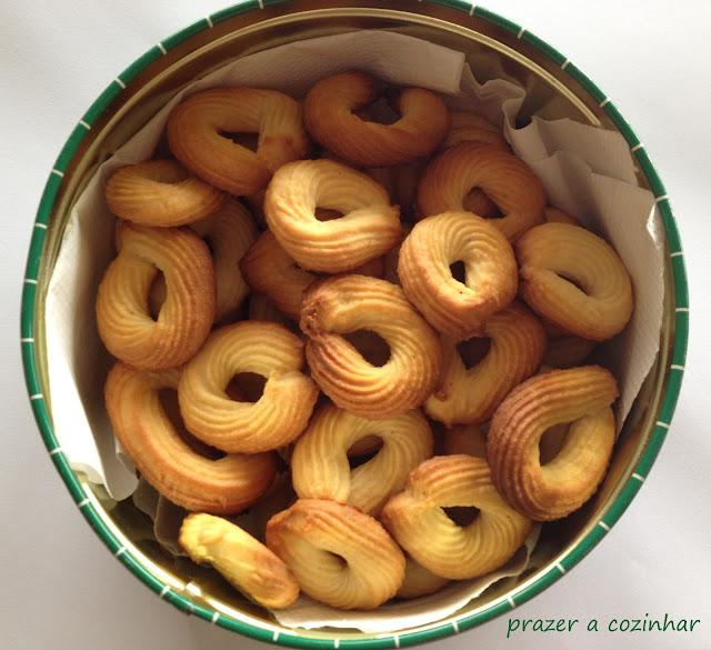 prazer a cozinhar - Biscoitos simples de limão