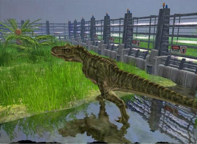لعبة الديناصورات الرائعة Jurassic Park Operation Genesis كاملة حصريا تحميل مباشر Jurassic+Park+Operation+Genesis+2