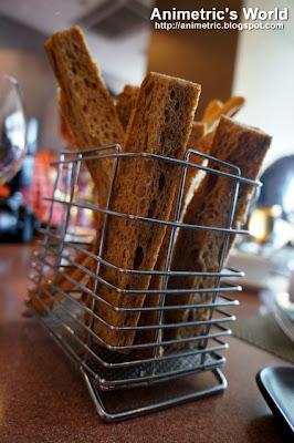 Breadsticks at 22 Prime