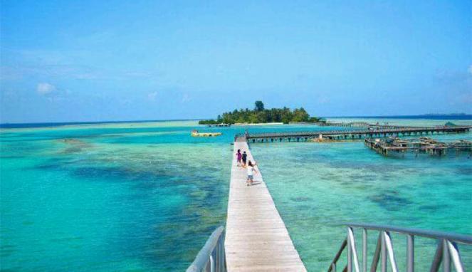 Eksotisme Pulau Tidung Kepulauan Seribu