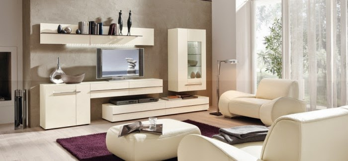 Modern Living Room with Furniture Style | Home Decorating Ideas