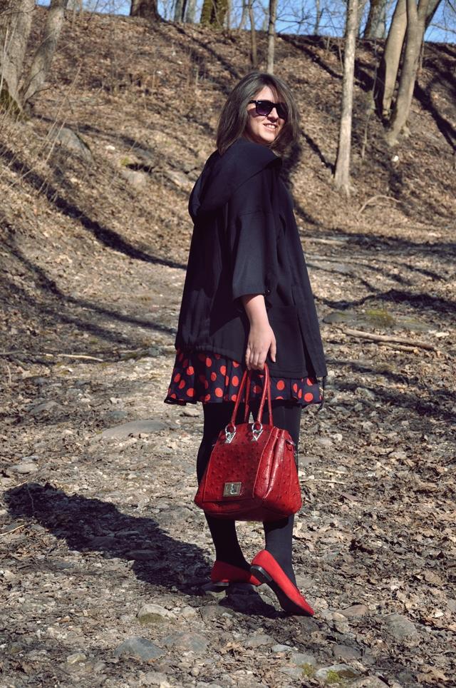 sarkans pavasaris // red spring